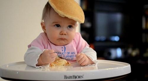 baby parenting pancakes - 8419977216