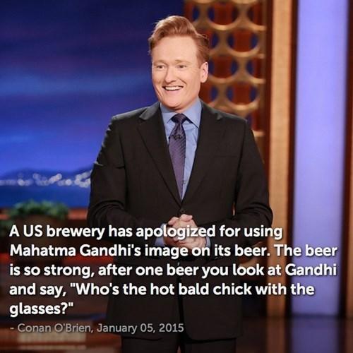 beer,conan obrien,brewery,funny