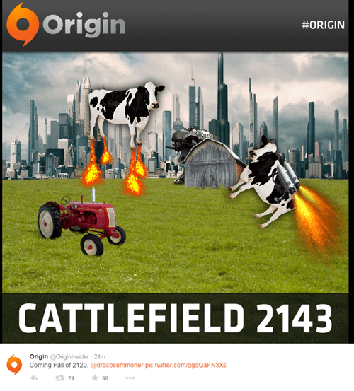 cattle EA origin - 8420130816