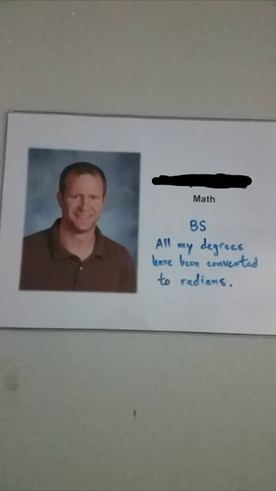 bad jokes teacher dad math funny