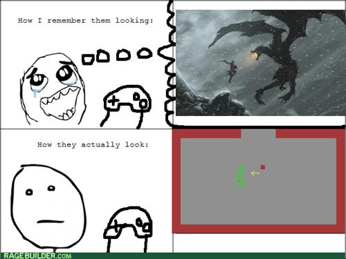 memory nostalgia video games - 8420159232
