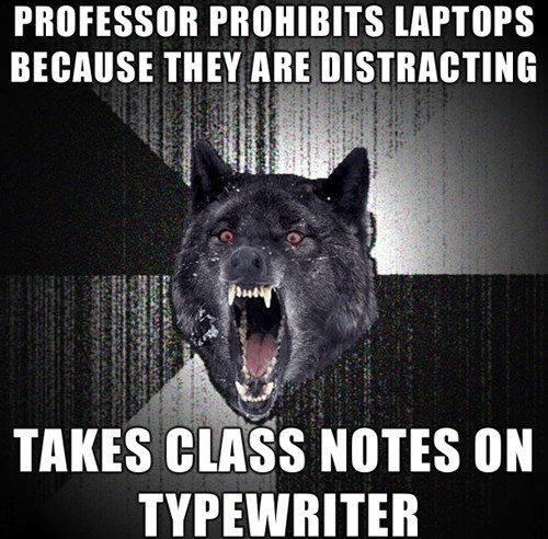 college,Insanity Wolf,Professors