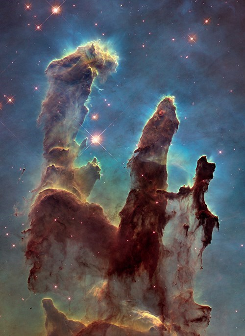 Astronomy eagle nebula funny science nebula hubble pillars of creation g rated School of FAIL - 8420271360