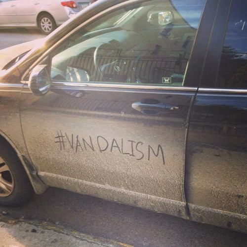 cars Canada vandalism - 8420281600