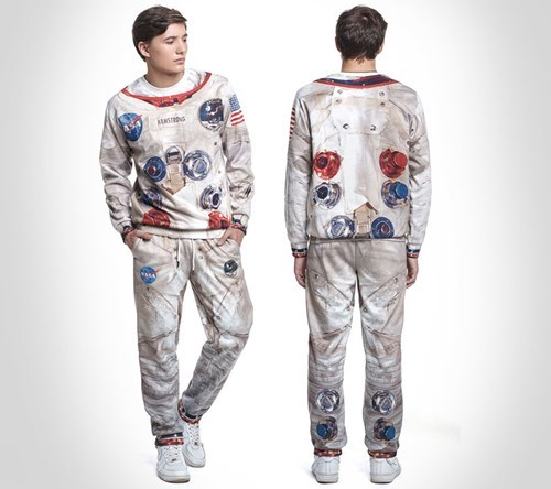 One Small Step For Man, One Giant Leap For Comfort
