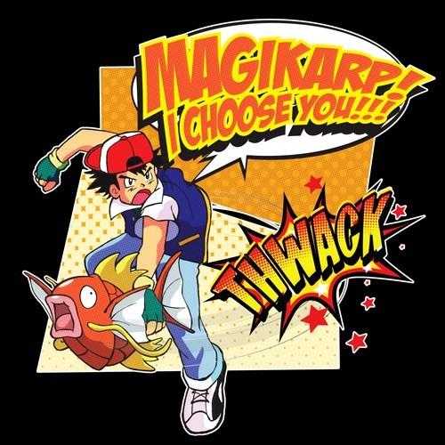 Pokémon magikarp thwack - 8420547584