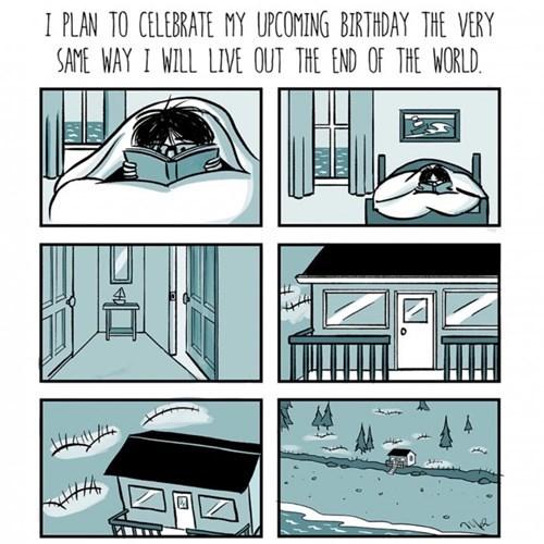 bed houses web comics