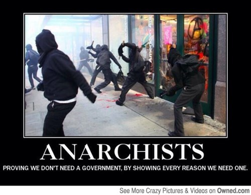 anarchy government idiots funny - 8420972032