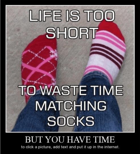 time socks internet funny - 8420975872