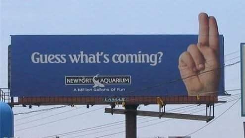 billboard wtf sexy times funny - 8421140992