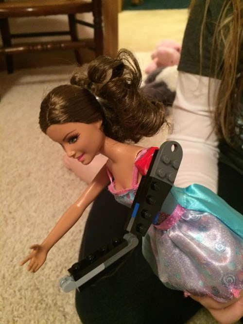 repair,lego,doll,parenting,DIY,g rated