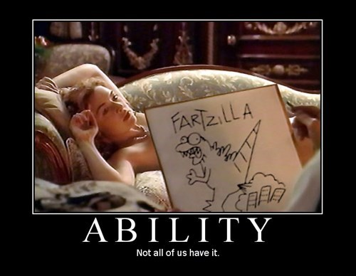 ability drawing sweet funny