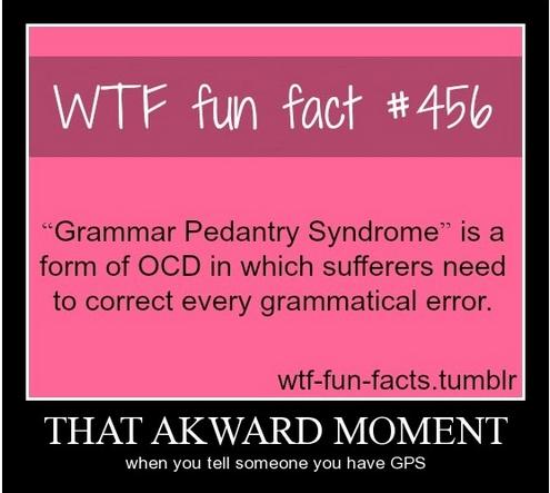 grammar Awkward ocd funny - 8421825792