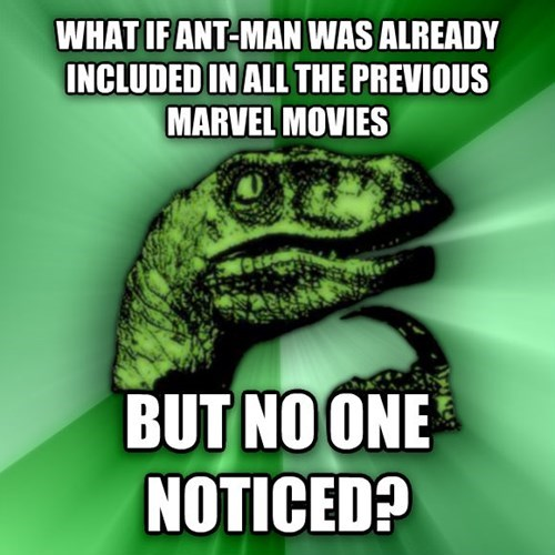 ant man philosoraptor marvel - 8421880320