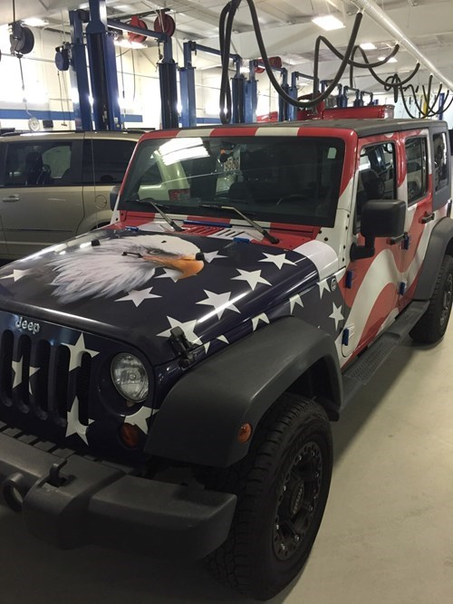 cars jeep paint jobs