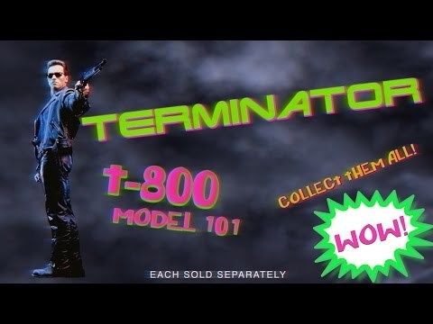 Video Every Kid Is Going to Want Their Own Terminator for Christmas