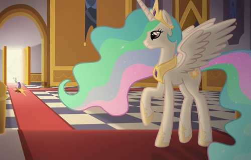 arrow to the knee,princess celestia,with great power