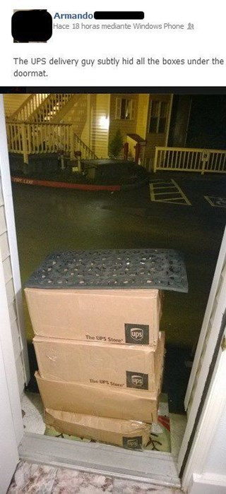 whoops UPS special delivery failbook g rated - 8422052864