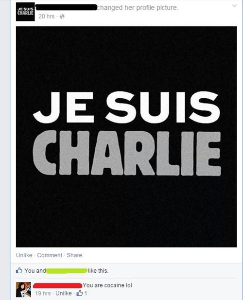 Charlie Hebdo facepalm slang failbook - 8422063104