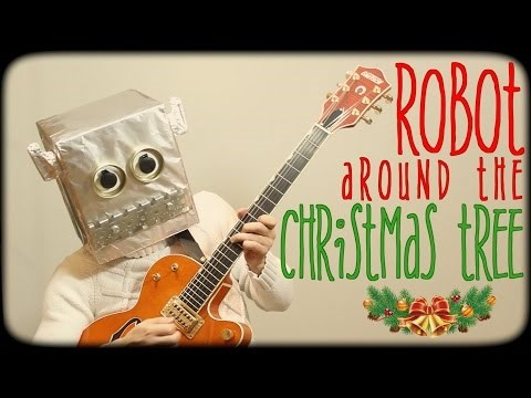 Video Good News! Looks Like Robots Will Still Celebrate Christmas After Killing All Humans