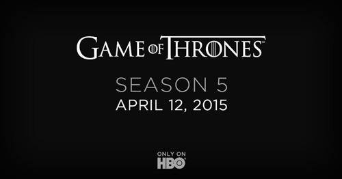 Game of Thrones season 5 - 8422397184