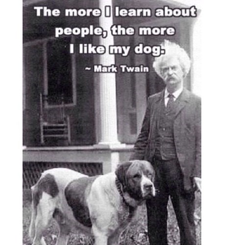 author literature mark twain quote funny - 8422487808