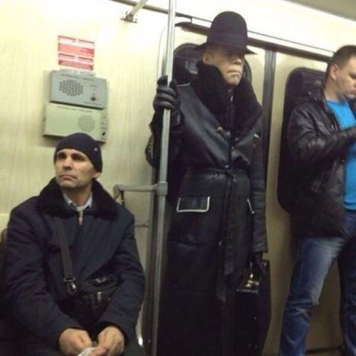 poorly dressed Subway hat g rated - 8422576384