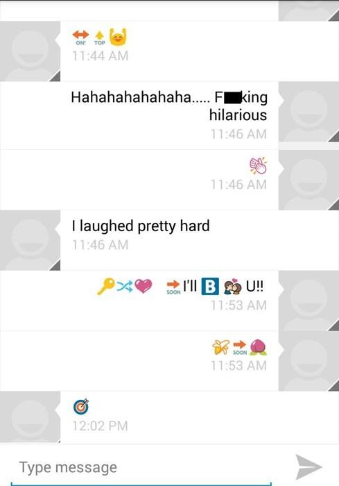 emoji sexting funny - 8422636288