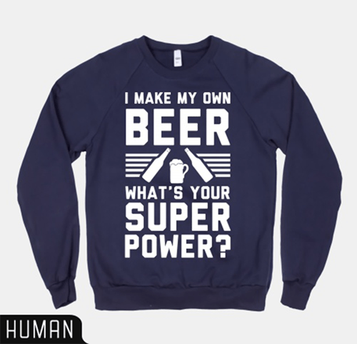 beer super powers brewing funny - 8422784000