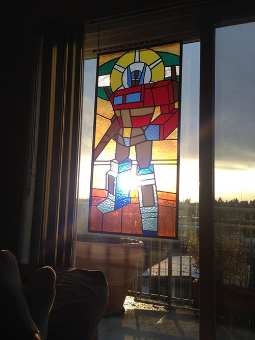 design stained glass nerdgasm g rated win