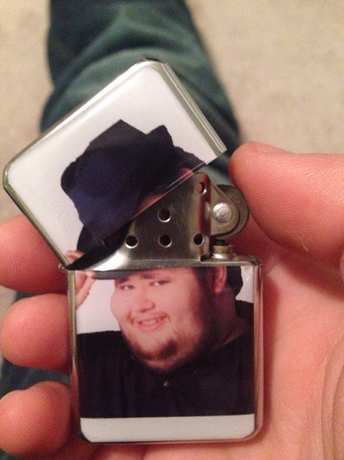 lighter design fedora