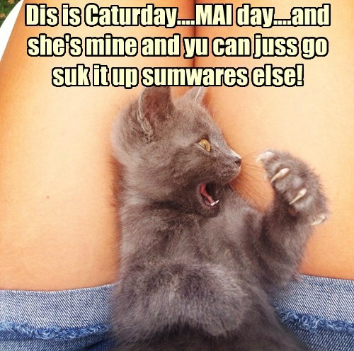 Dis is MAI day!