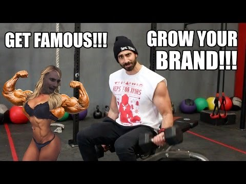 Video Use Broscience to Become Internet Famous