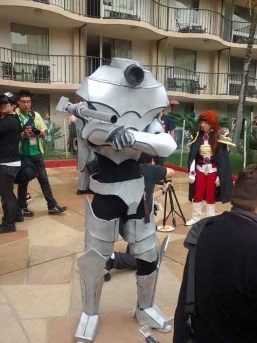 cosplay korra - 8424381952