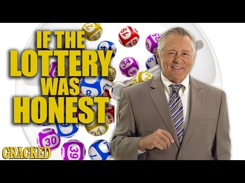 Video This Honest Lottery Ad Won't Make You Feel Very Lucky