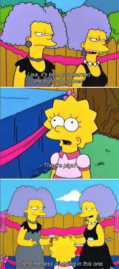 men,Lisa Simpson,the simpsons,funny