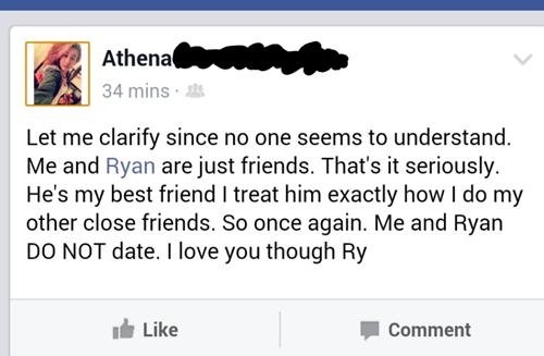 friendzone facebook dating - 8424927488