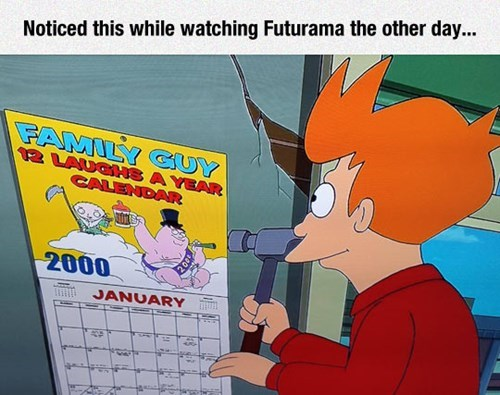 family guy futurama - 8424960256