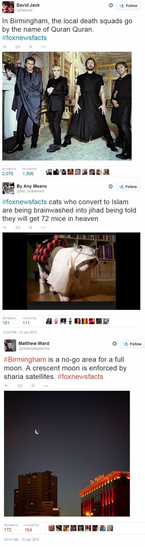 twitter religion facepalm islam UK - 8425062144