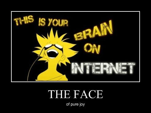 face Joy brain funny - 8425752832