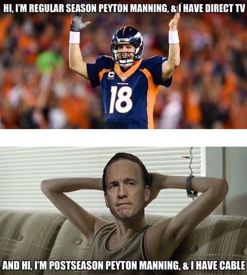 nfl Denver Broncos peyton manning directv - 8425765632