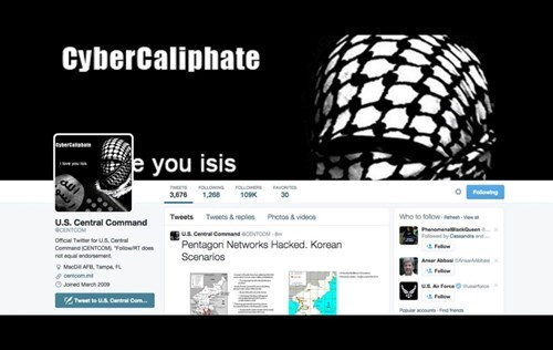 twitter news hacked isis Probably bad News - 8425799936