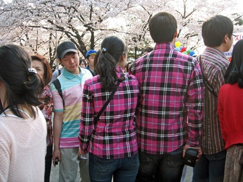 poorly dressed matching plaid dating