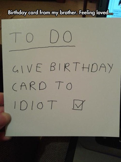 birthdays,birthday cards,brothers