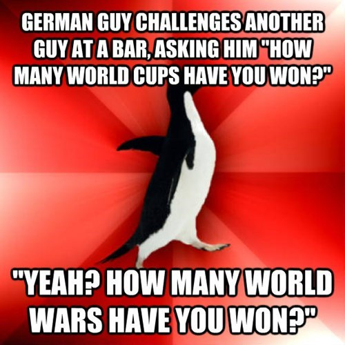 world cup,world war 2,Germany,world war II,socially awesome penguin