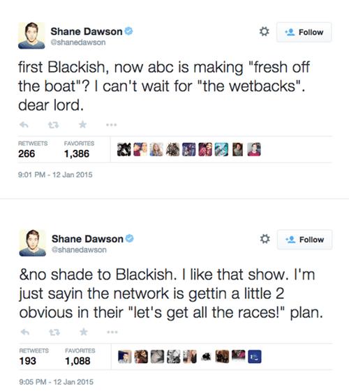 twitter,race,shane dawson,Awkward