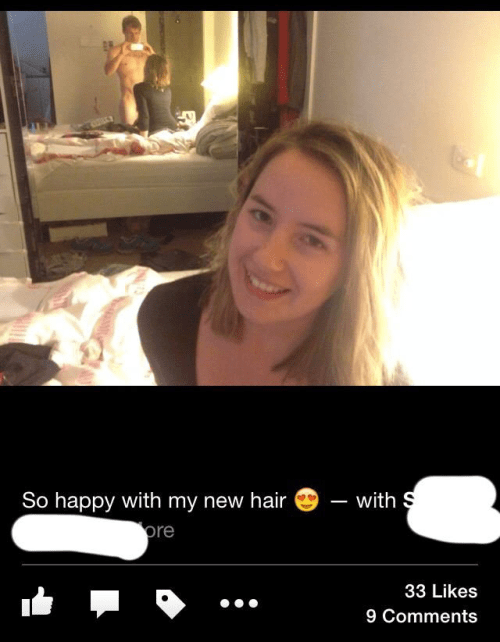 whoops accidental sexy selfie - 8426054656