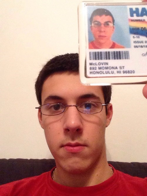 fake id,superbad,totally looks like,mclovin