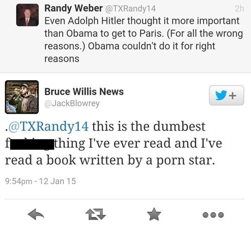 twitter facepalm what barack obama politics failbook - 8426100480