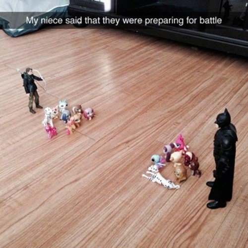 action figures,toys,kids,niece,parenting
